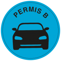 Permis B IDPR